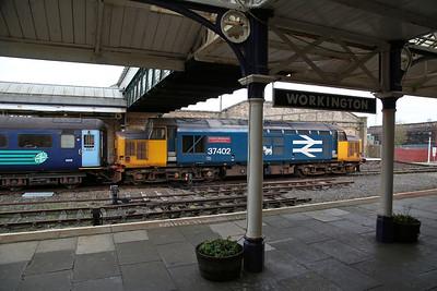 37402, Workington, 2C49 11.40 Barrow-Carlisle - 03/11/17
