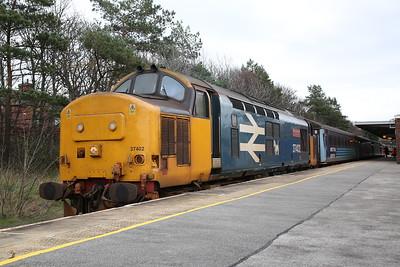 37402, Barrow, 2C49 11.40 to Carlisle - 03/11/17