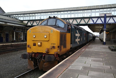 37402, Workington, 2C49 11.40 Barrow-Carlisle - 03/11/17