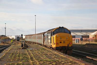 37402 dep Workington, 2C40 08.41 Carlisle-Barrow - 11/11/17.