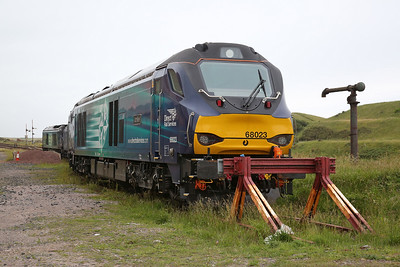 The new order at Sellafield ; 68023, 68001, 68026 & 68004 - 16/06/17.