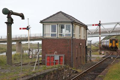 156487 & 142026 arr Sellafield, 2C34 14.25 Carlisle-Barrow (Vice unavailable 37) - 16/06/17.