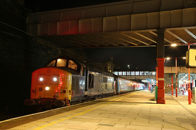 37422, Lancaster, 2C31 17.31 to Barrow - 18/11/17.