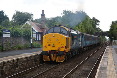37401 dep Silverdale, 2C48 11.56 Carlisle-Lancaster - 19/08/17