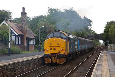 Cumbrian 37s, 19th August 2017