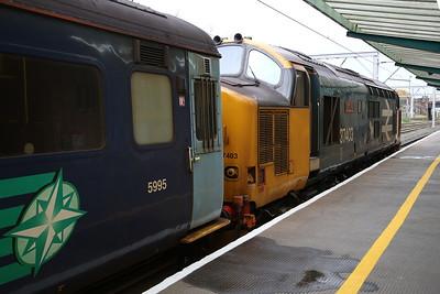37403, Carlisle, 2C40 08.42 to Barrow - 21/10/17