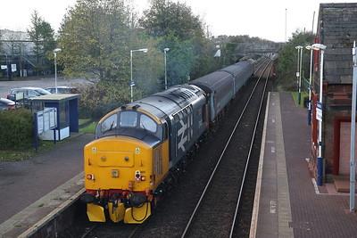 37403 dep Aspatria, 2C40 08.42 Carlisle-Barrow - 21/10/17