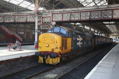 37403, Preston 2C47 10.03 to Barrow - 01/05/18