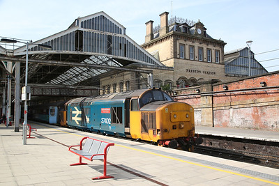 37402, Preston, 2C47 10.03 to Barrow - 17/05/18