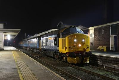 Cumbrian 37s, 23rd November 2018