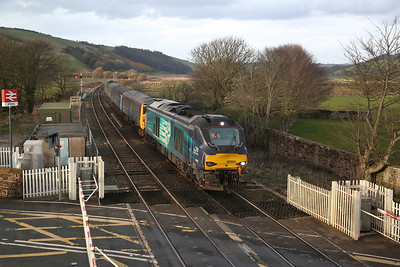 Cumbrian 37s & 68s, 6th & 7th April 2018
