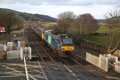Cumbrian 37s & 68s, 6th & 7th April 2018