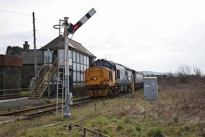 37402, Foxfield, 2C49 11.40 Barrow-Carlisle - 06/04/18