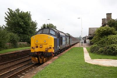 Cumbrian 37s & 68s, 20th August 2018