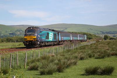 Cumbrian 68s, 5th June 2018