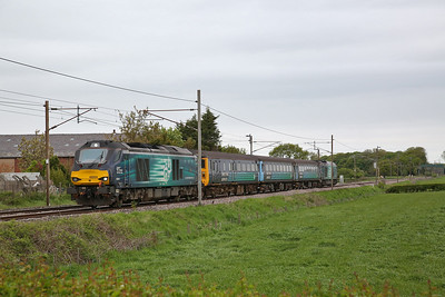 Cumbrian 68s, 16th May 2018