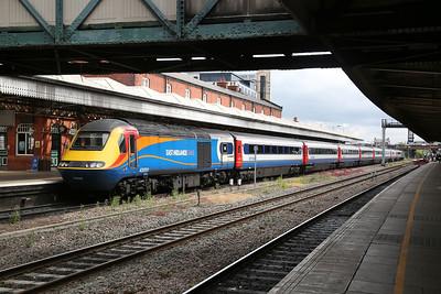 East Midlands Trains HSTs,