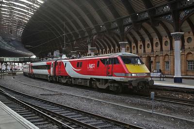 LNER 91s & HSTs, 9th & 10th November 2019