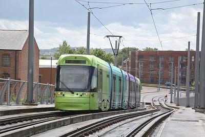 NET, Nottingham Trams, 15th-16th June 2019
