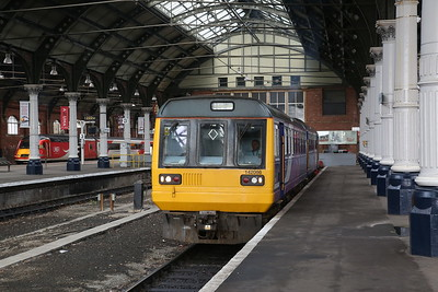142066, Darlington, 2D34 12.18 to Saltburn - 09/11/19