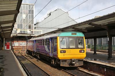142036, Preston, 2N18 12.57 to Colne - 19/10/19