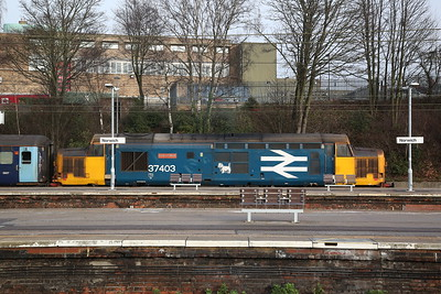 37403, Norwich, 2P20 12.36 to Great Yarmouth - 18/01/19