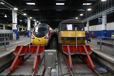 90044, London Euston, 1M16 20.45 ex Inverness - 10/05/19