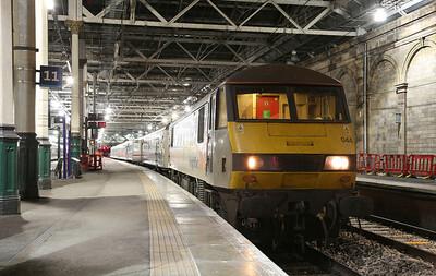 90044, Edinburgh Waverley, 1M16 20.45 Inverness-Euston - 10/05/19
