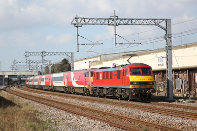 Grand Central crew training Crewe-Blackpool, March 2020