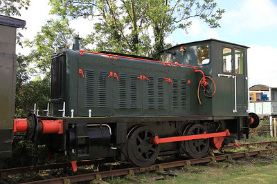 ex-WD72225 / AD226 (VF 5261/1945) on display at Mangapps - 27/08/11.