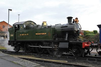 4566 at Kidderminster - 30/10/11.
