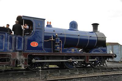828 at Kidderminster - 30/10/11.