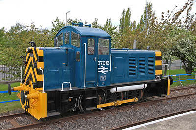 07012 at 'Frodingham' - 13/05/12.
