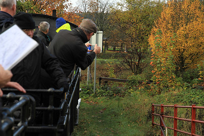 "kissing the buffers at the end of the ""Create Centre"" branch - 04/11/12."