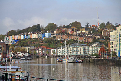 attractive view across the harbour - 04/11/12.