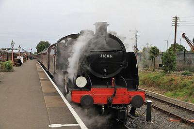 31806, Kidderminster, 07.18 ex Bridgnorth - 23/09/12.
