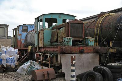 FH 2102/1937, Quainton Rd., awaiting restoration - 05/05/13.