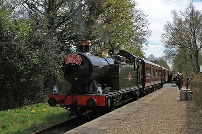 5643, Idridgehay, 13.10 Duffield-Wirksworth - 06/05/13.