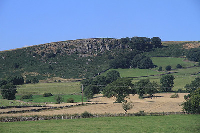 passing scenery near Embsay  - 26/08/13.