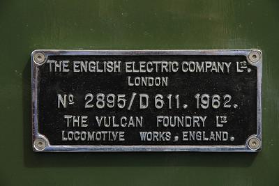 D6732 worksplate - 16/06/13.