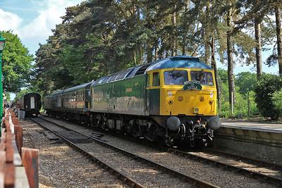 47367, Holt, 2M08 10.05 ex Sheringham - 16/06/13.