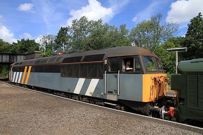 56301, Sheringham, 1M14 11.21 to Holt - 16/06/13.