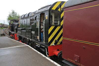03078 / 08915, Middle Engine Lane, 11.30 to Percy Main - 01/06/13.