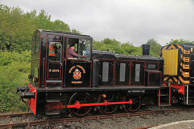 03078 / 08915 running round at Percy Main - 01/06/13.