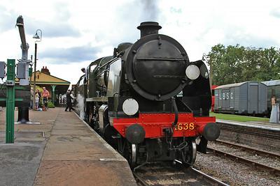 31638, Horsted Keynes, 11.00 Sheffield Park-East Grinstead - 23/08/14.