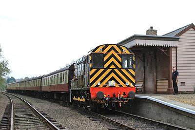 08899, Yarwell Jctn., 2E45 09.40 ex Wansford - 28/09/14.