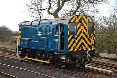D3668 (09004), Hayes Knoll - 15/03/14.