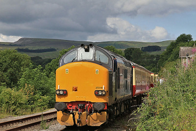37218, Redmire, 10.25 to Leeming Bar - 20/07/14.