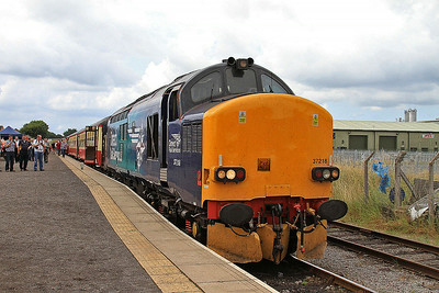 37218, Leeming Bar, 10.25 ex Redmire - 20/07/14.