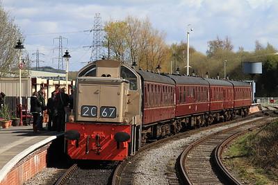 UK Railways -  Preserved Stuff